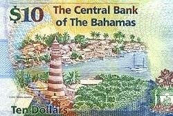 Bahamian Currency Comes In A Range Of Colours And Styles