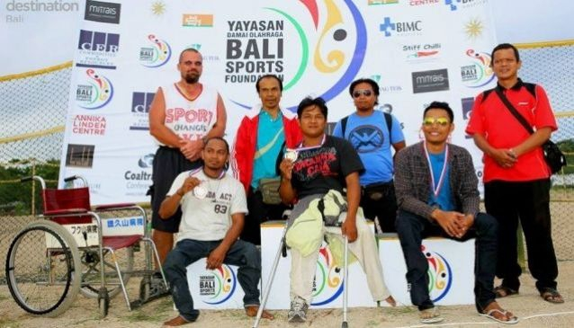 Bali Beach Games an All-day Success