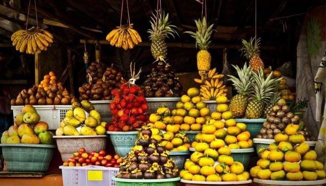 Bali's Paradise Fruits