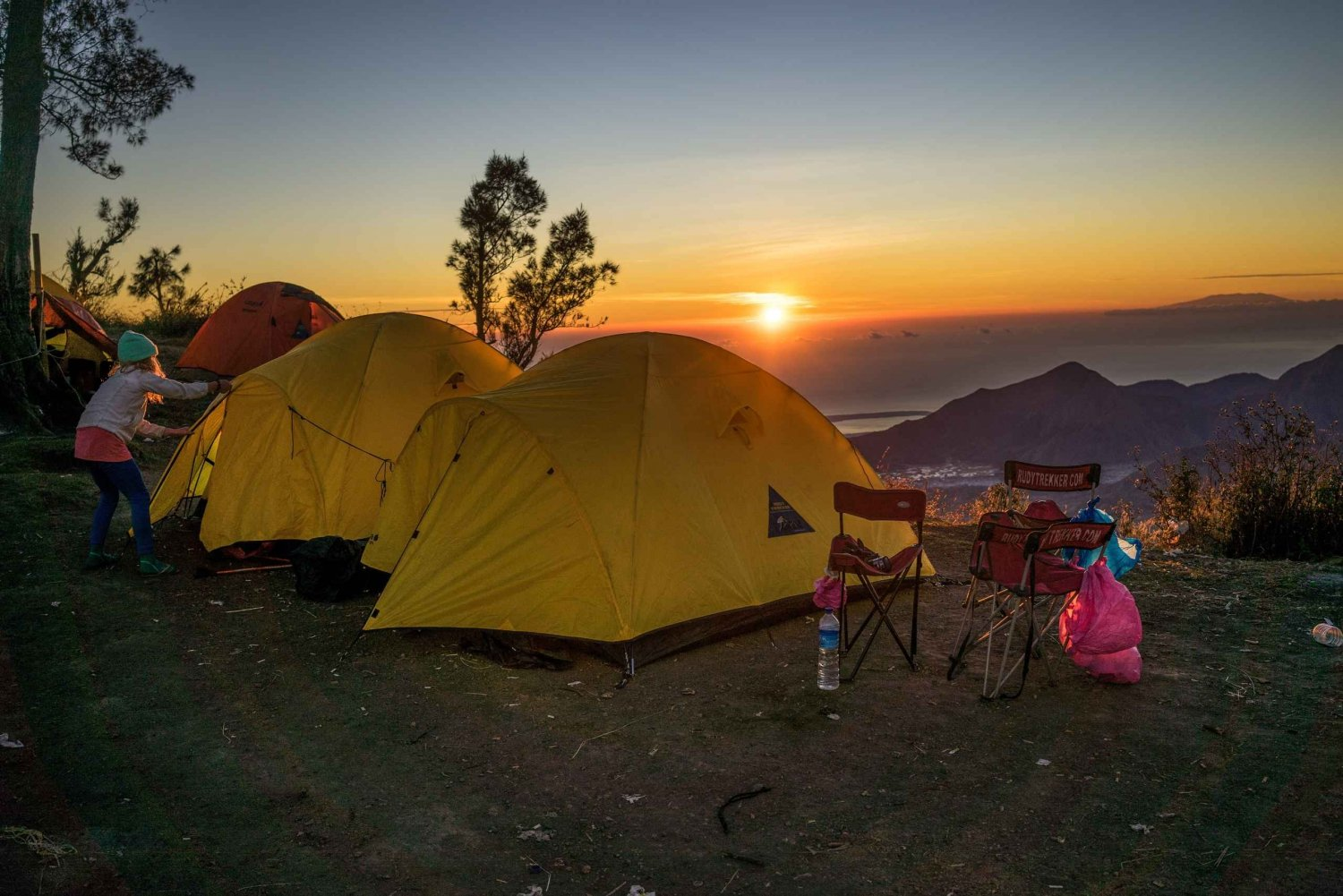 2-Day Sunset and Sunrise Camping at Mt. Batur