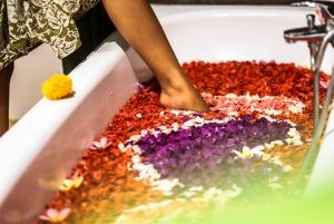 2-hour Massage, Lulur, and Flower Bath Spa Treatment