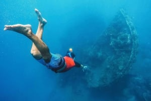 Amed: Snorkeling Trip to the Japanese Shipwreck