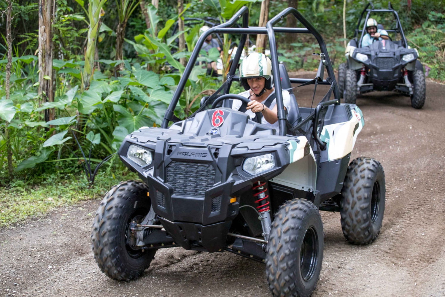 ATV Jungle Buggy Adventure