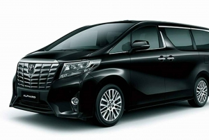 Bali Airport: Luxury Private Transfer by Alphard Vellfire