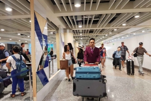 Bali Airport: VIP Immigration Fast-Track Service