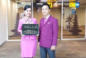 Bali Airport: VIP Immigration Fast-Track Service