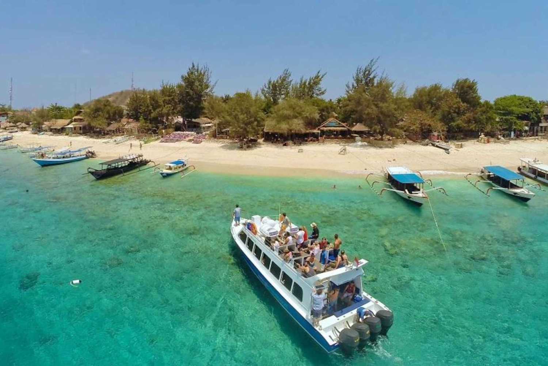 Bali and Nusa Penida: Fast Boat Transfers
