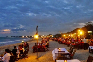 Bali: Full-Day Private White Sand Beaches and Sunset Tour