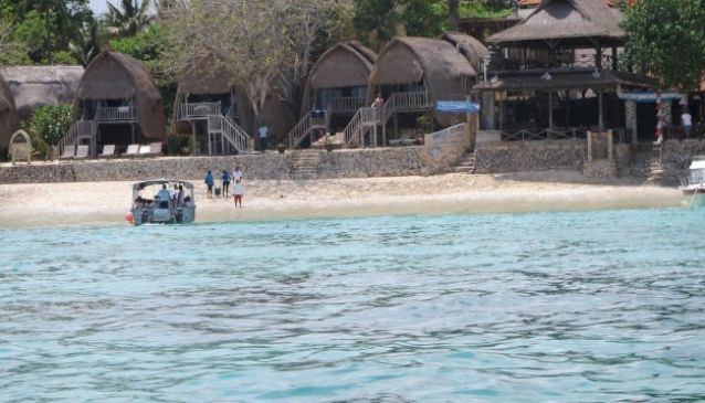 Bali Hai Tide Huts
