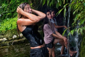 Bali: Jungle Trek and River Rafting with Lunch