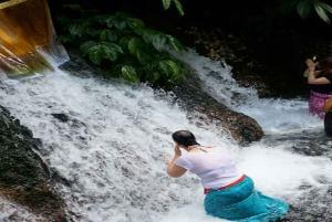 Bali: Meditation & Yoga at a Waterfall with Blessing Ritual
