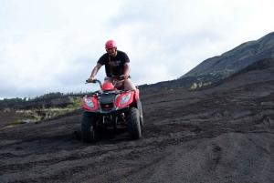 Bali: Mount Batur Quad Bike Tour and Natural Hot Springs