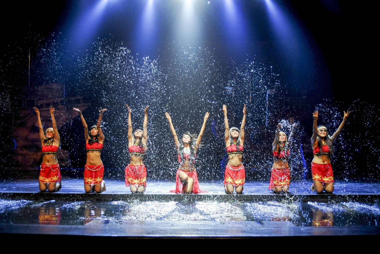 Bali Nusa Dua Theatre: Devdan Show Tickets