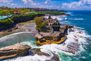 Bali: Tanah Lot Temple Guided Sunset Tour