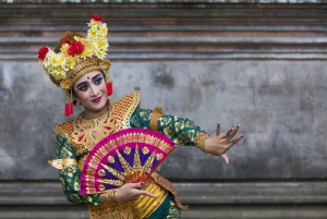 Bali: Ubud Full-Day Sightseeing Tour with Legong Dance Show