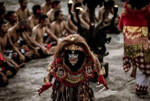 Bali: Ubud Highlights Tour & Uluwatu Temple with Kecak Dance