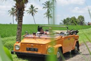 Bali: Vintage VW Jeep Countryside Safari