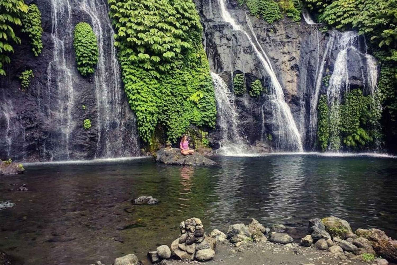 Banyumala Waterfall Trek, Bedugul and Lake Beratan Tour