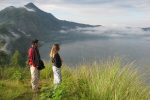 Batur UNESCO Geopark Network: Trekking Tour to Caldera Batur