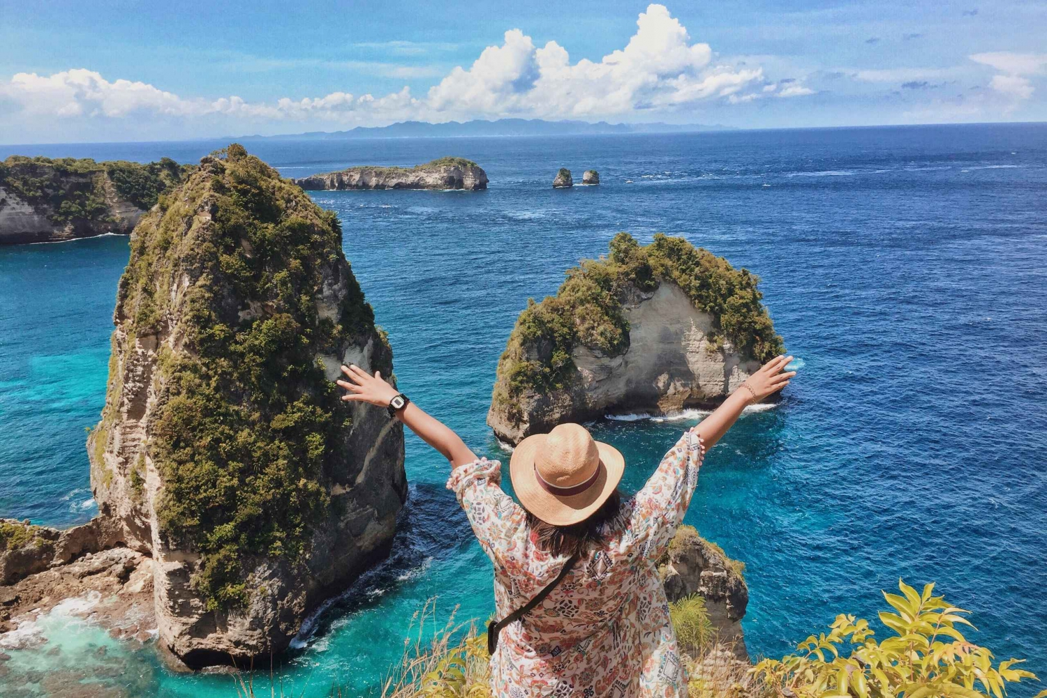 Best of Nusa Penida Full-Day Tour by Fast Boat