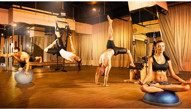 Tempat Fitness rekomendasi kaskuser antara Celebrity ...