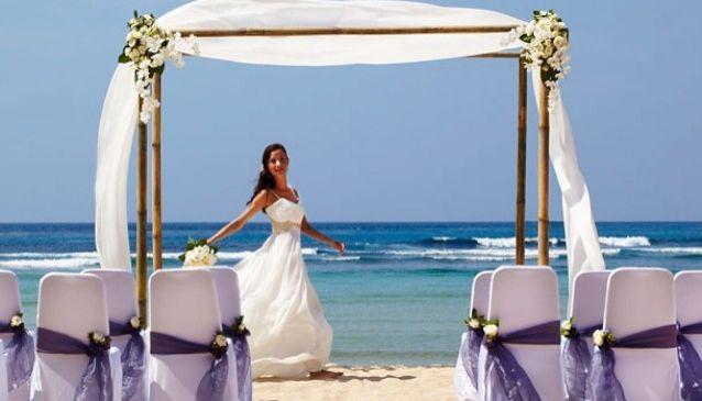 Courtyard Weddings at Nusa Dua
