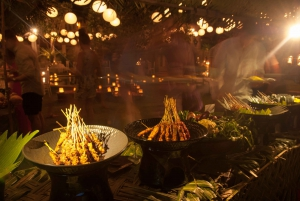 Denpasar: Night Street Food Walking Tour
