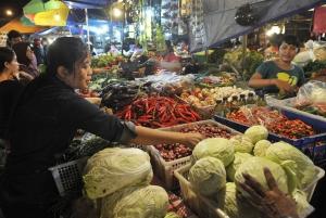 Denpasar: Night Street Food Walking Tour