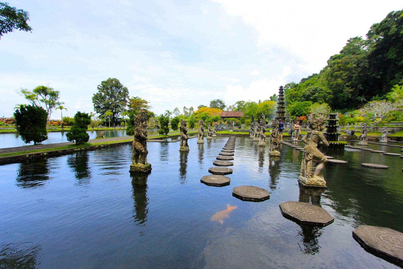 East Bat Cave, Tenganan & Water Palaces Full-Day Tour