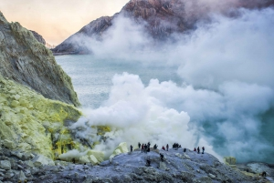 From 24-Hour Trip to Ijen Crater & Javanese Breakfast