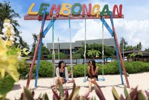 From Bali: Nusa Lembongan & Nusa Ceningan Island Tour