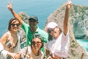 From Bali: Nusa Penida Small Group Tour by Speed Boat