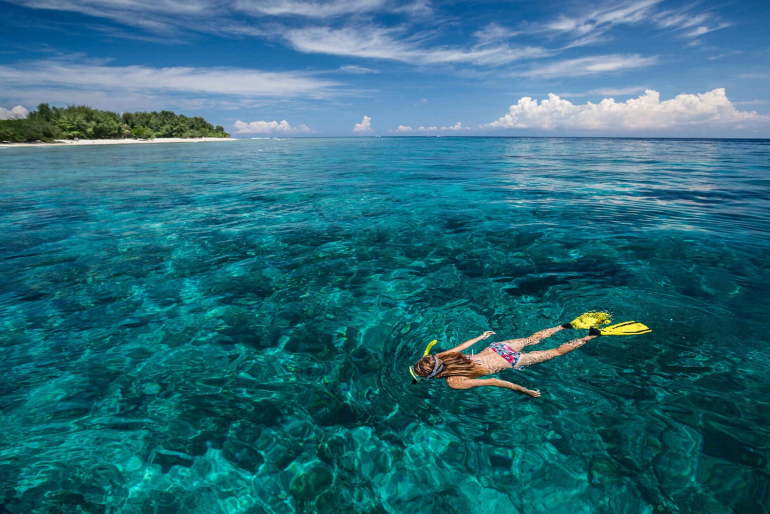 From Gili Islands 2-Day Tour with Beachfront Resort