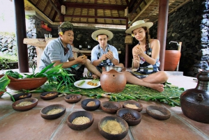 From Ubud: Authentic Cooking Class in a Local Village