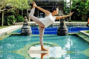 Full-Day Private Water Temple Ritual & Yoga Class