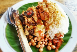 Full or Half-Day Authentic Food Tour