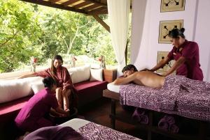 Hanging Gardens Spa Massage