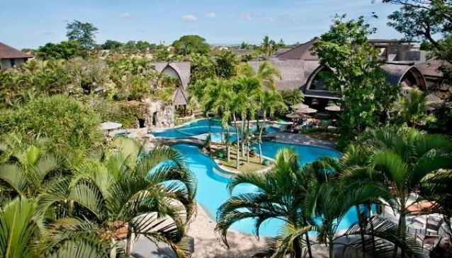 Hotel Villa Lumbung