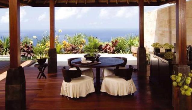 Il Ristorante at Bulgari Resort Bali