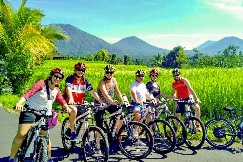 Jatiluwih (UNESCO Site) 2-Hour E-Bike Cycling Tour