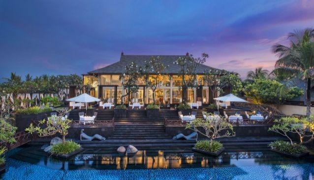 Kayuputi Bali Fine Dining Restaurant