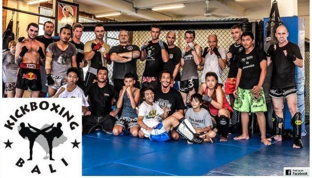 Kickboxing Bali