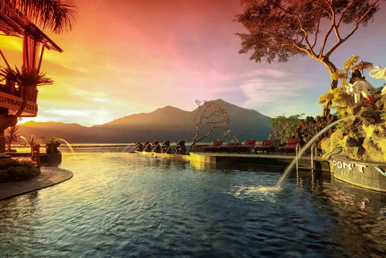 Lake Batur: Natural Hot Spring Experience