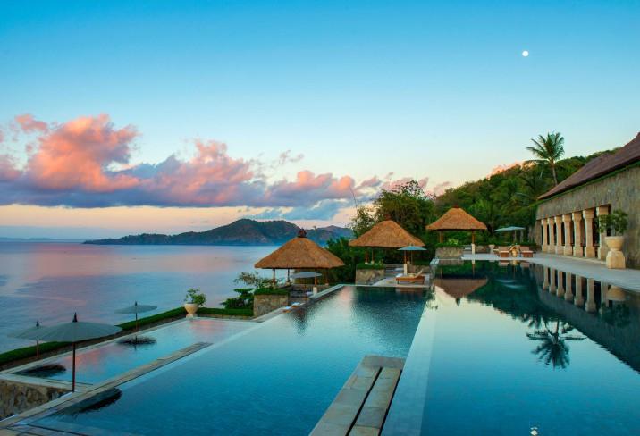Amankila Hotel Bali