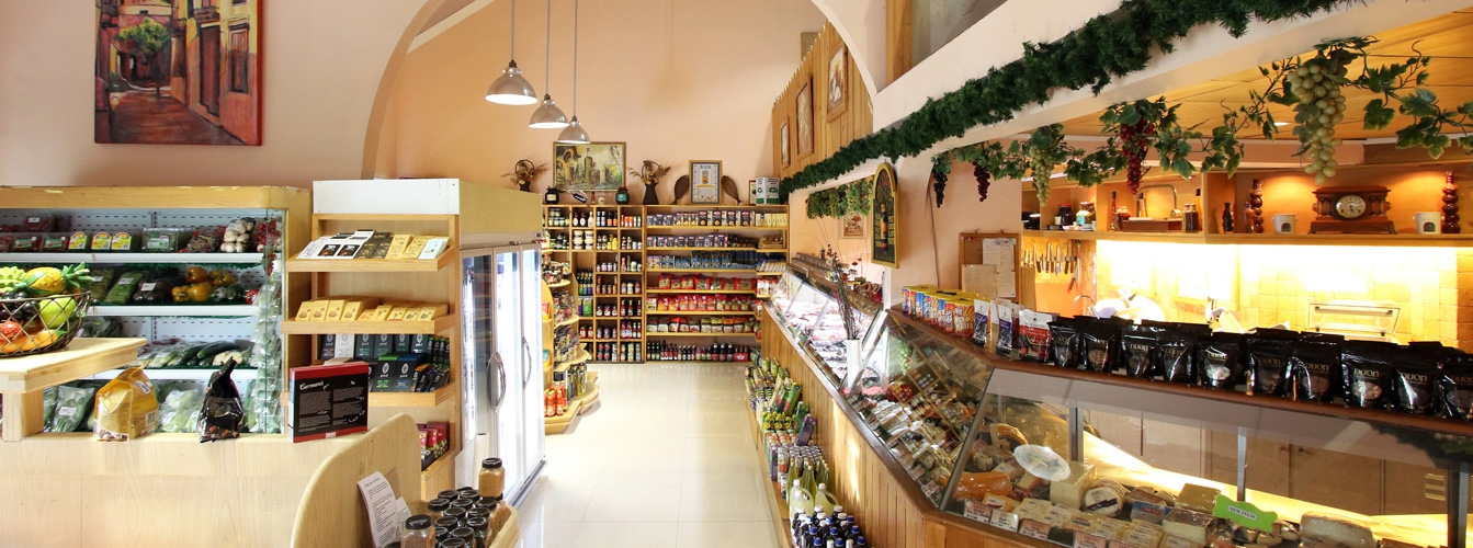 Dijon Delicatessen Shop