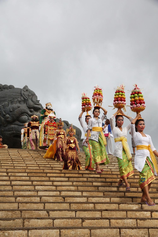 Garuda Wisnu Kencana Cultural Park In Bali My Guide Bali