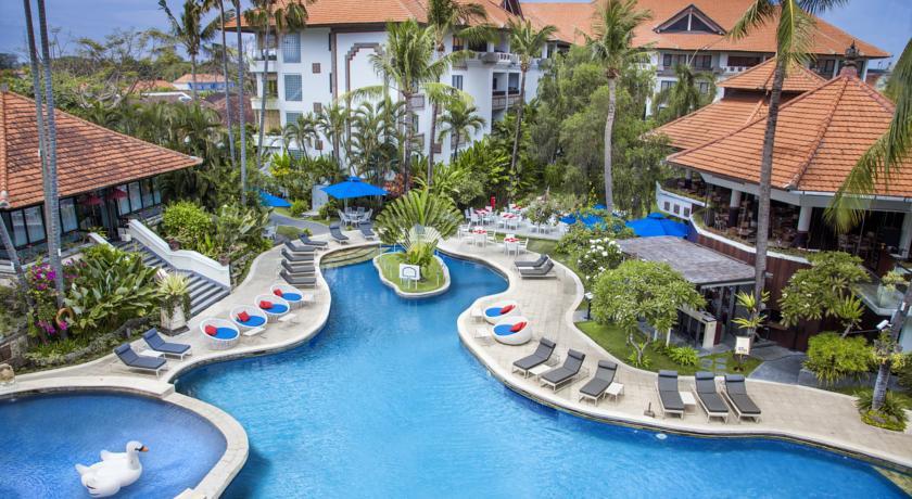 Sanur Plaza Paradise Suites