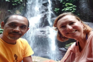 Meditation & Yoga at a Waterfall with Blessing Ritual