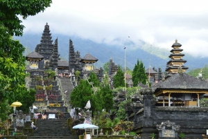 Mother Temple of Bali and Lempuyang's Gates of Heaven Tour