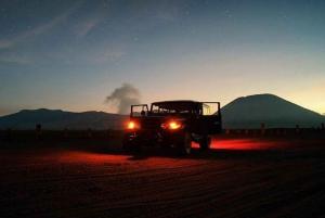 Mount Batur: Private Sunrise Jeep Tour & Natural Hot Spring